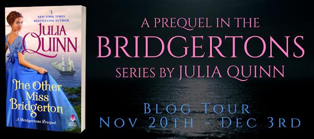 Bridgertons Blog Tour