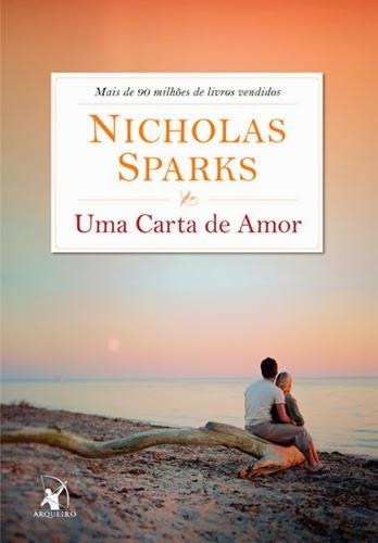 Uma carta de amor, de Nicholas Sparks