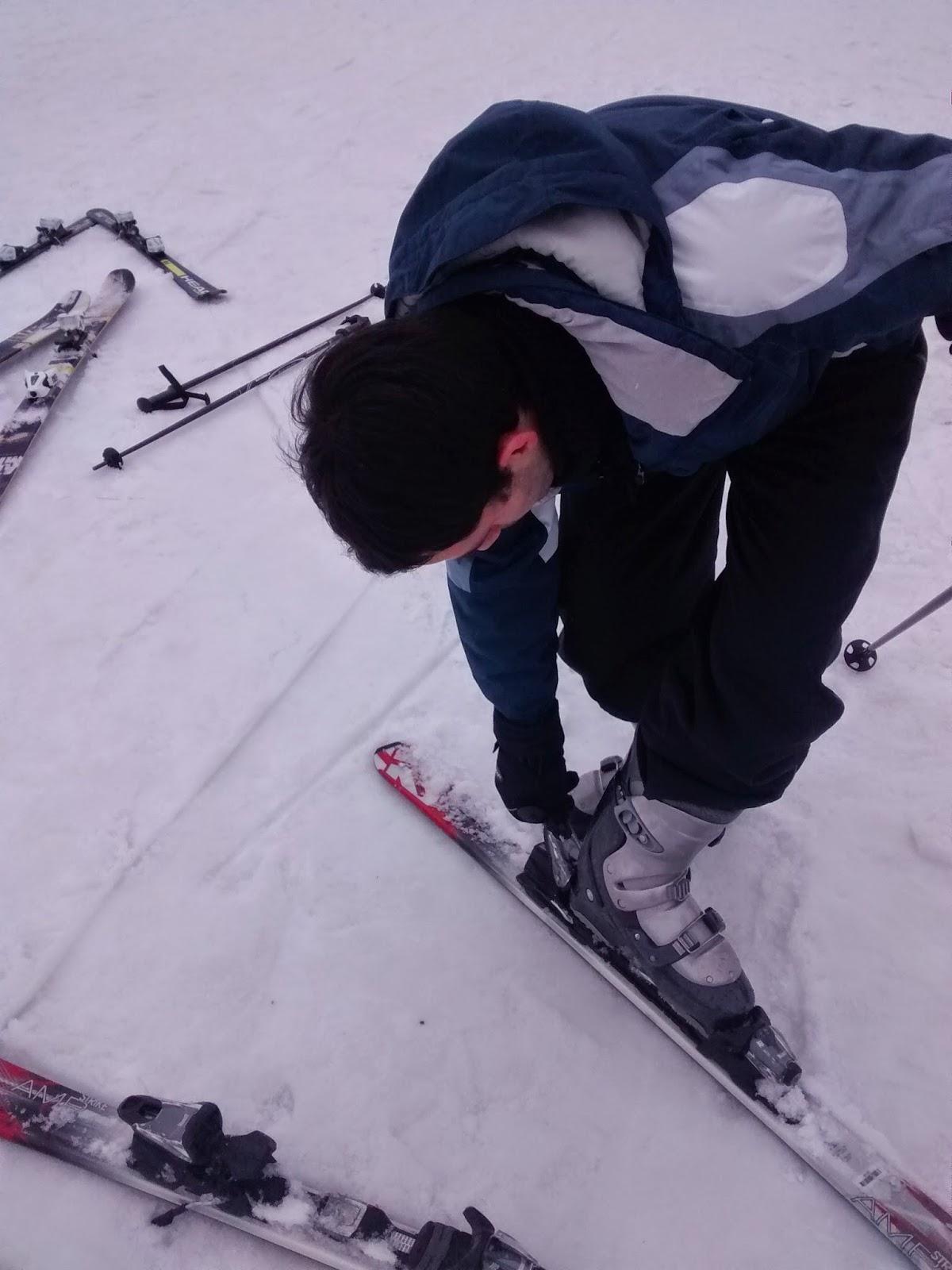Esquiar na Finlândia - Serena Ski