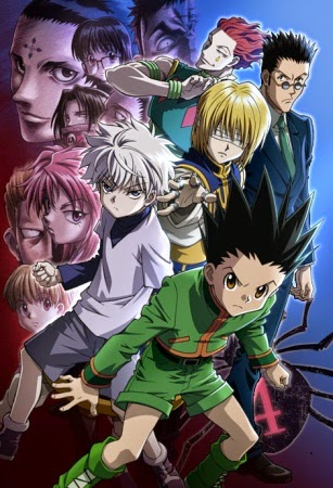 Gekijouban Hunter x Hunter: Hiiro no Genei