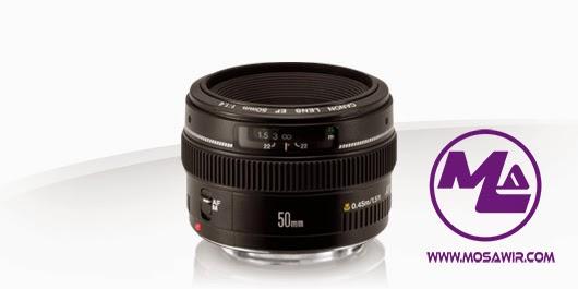 EF 50mm f/1.4 USM