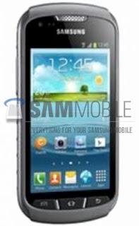 Samsung Galaxy Xcover 2, Smartphone Tahan Banting, Air dan Debu