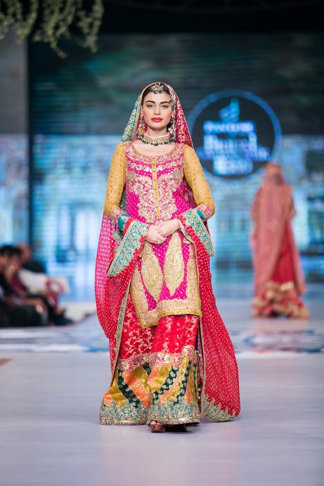 Stylepedia: Nomi Ansari Bridal Collection 2014