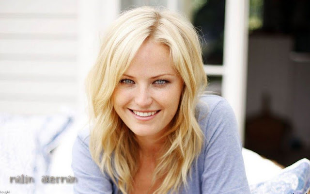 Actress Malin Akerman