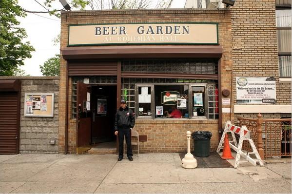 bohemian hall the last authentic beer garden - Bohemian Beer Garden