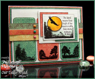 Stamps - Our Daily Bread Designs Bookmarks - Trees, Bookmarks - Verses