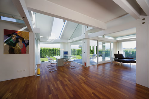 Modular home builder we are not alone there 39 s huf haus - German prefab homes grand designs ...