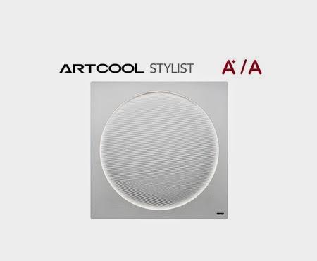 El único aire acondicionado con iluminación LED  ArtCool Stylist