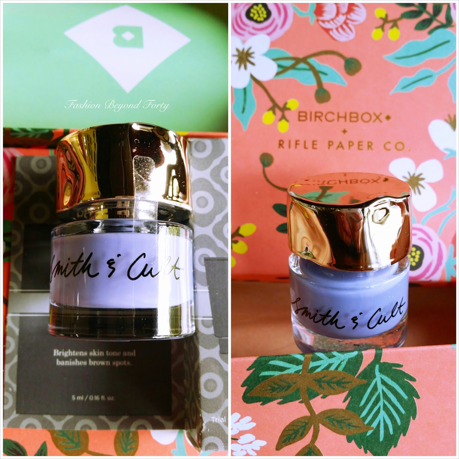 Birchbox Review April 2015