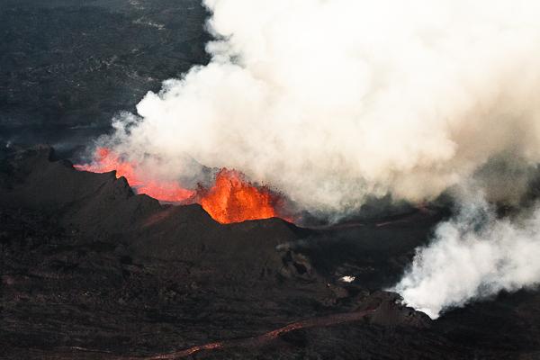 Holuhraun eruption, 20 September 2014