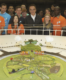 Next London Olympics 2012 : London 2012 Olympic Games Opening Ceremony Director Pays Tribute to Volunteers