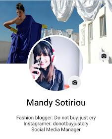 Mandy's Facebook