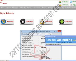Download Software Penghasil Uang IPUS SERVICE
