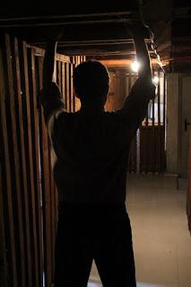 shooting at the attic