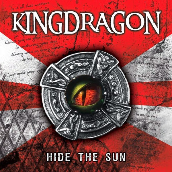 Kingdragon - Hide The Sun - album - cover