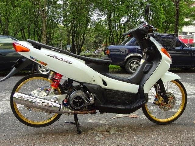Standart Sing Mio Nouvo Warna Yamaha Mio Bahasa Indonesia