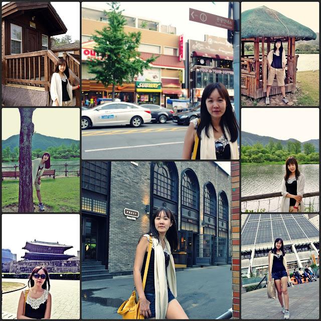 Jarasum Island in Gapyeong (near Nami Island), Dongdaemun and Itaewon | www.meheartseoul.blogspot.sg
