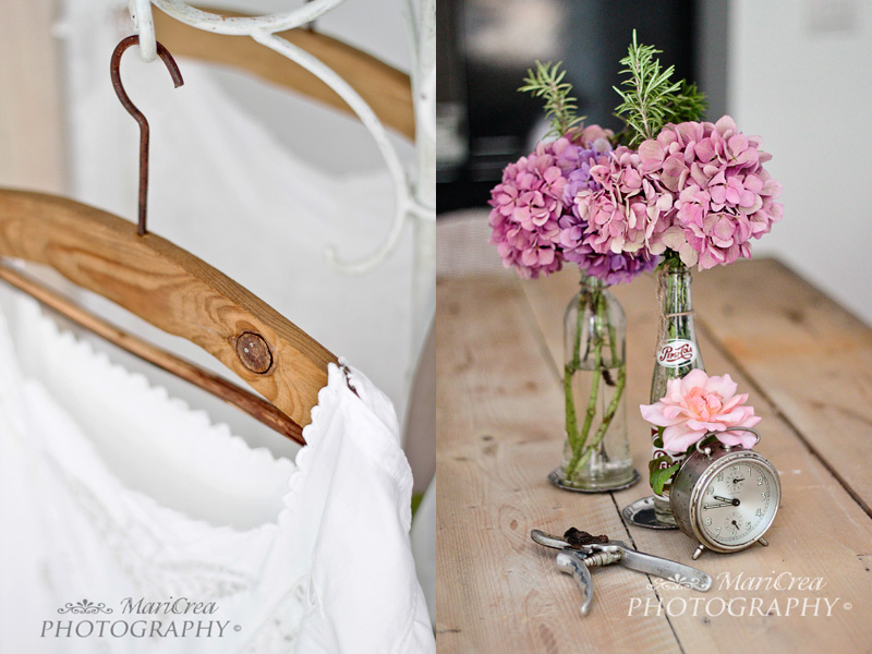 shabby chic details