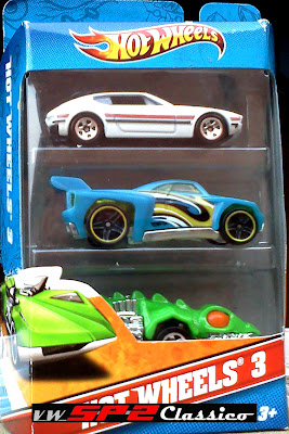 Hot Wheels - Pack com 3 carrinhos_02