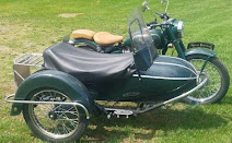 Wis. 2005 with sidecar