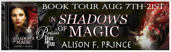 In Shadows of Magic by Alison F Prince