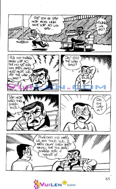 Jindodinho - Đường Dẫn Đến Khung Thành III  Tập 2 page 65 Congtruyen24h