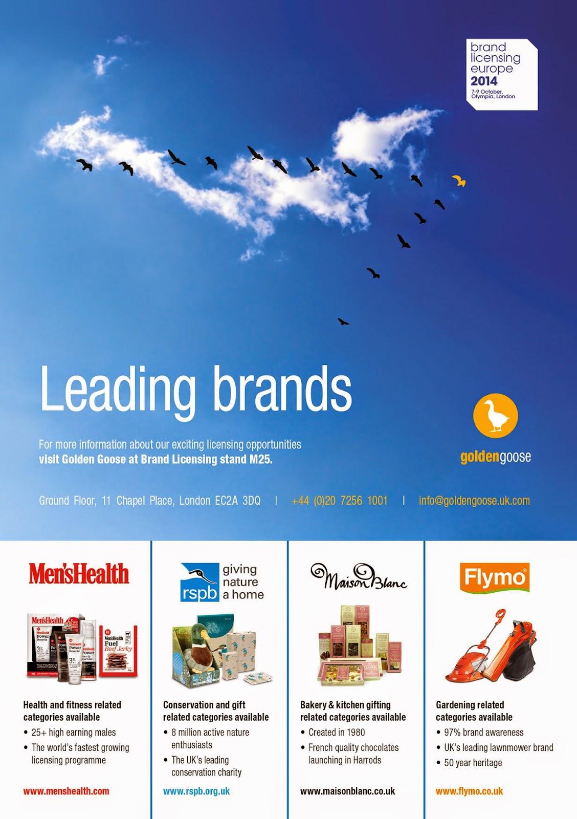 GG at Brand Licensing