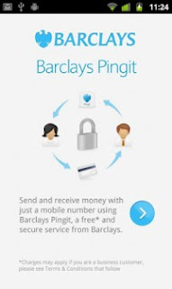 Free Download Barclays Pingit 1.2 For Android Apk App