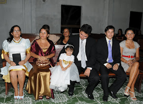 FAMILIA DO NOIVO-NO CASAMENTO DO SECULO