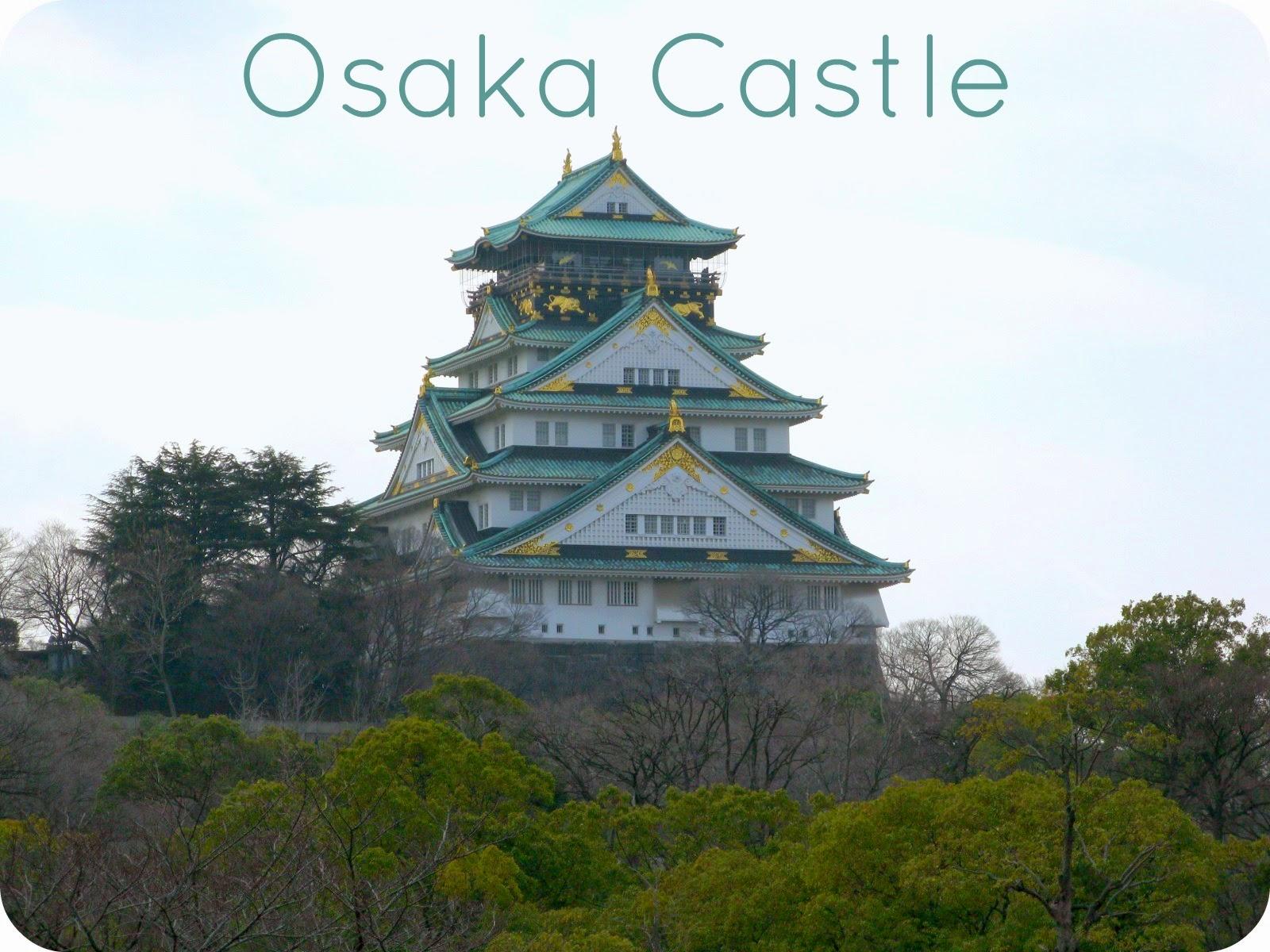 stylishimoto: Osaka Castle