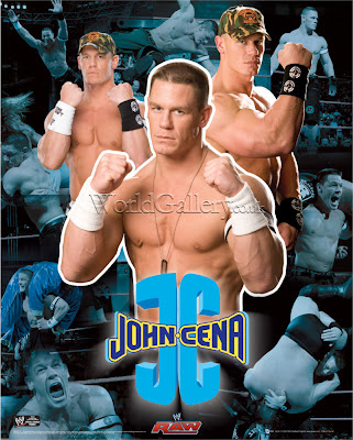 wwe posters