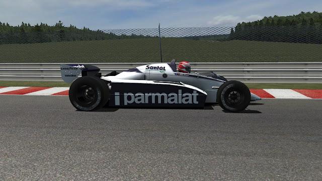 F1 1982 rFactor F1 mod