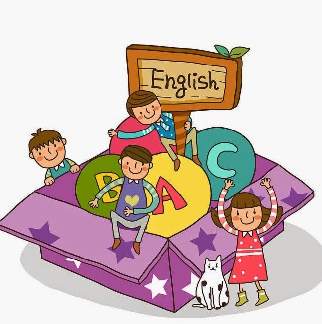 Dạy tiếng Anh trẻ em.