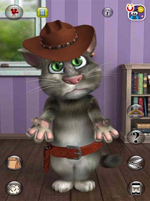tom is back again with all new adventures tom is a cat which responds ...