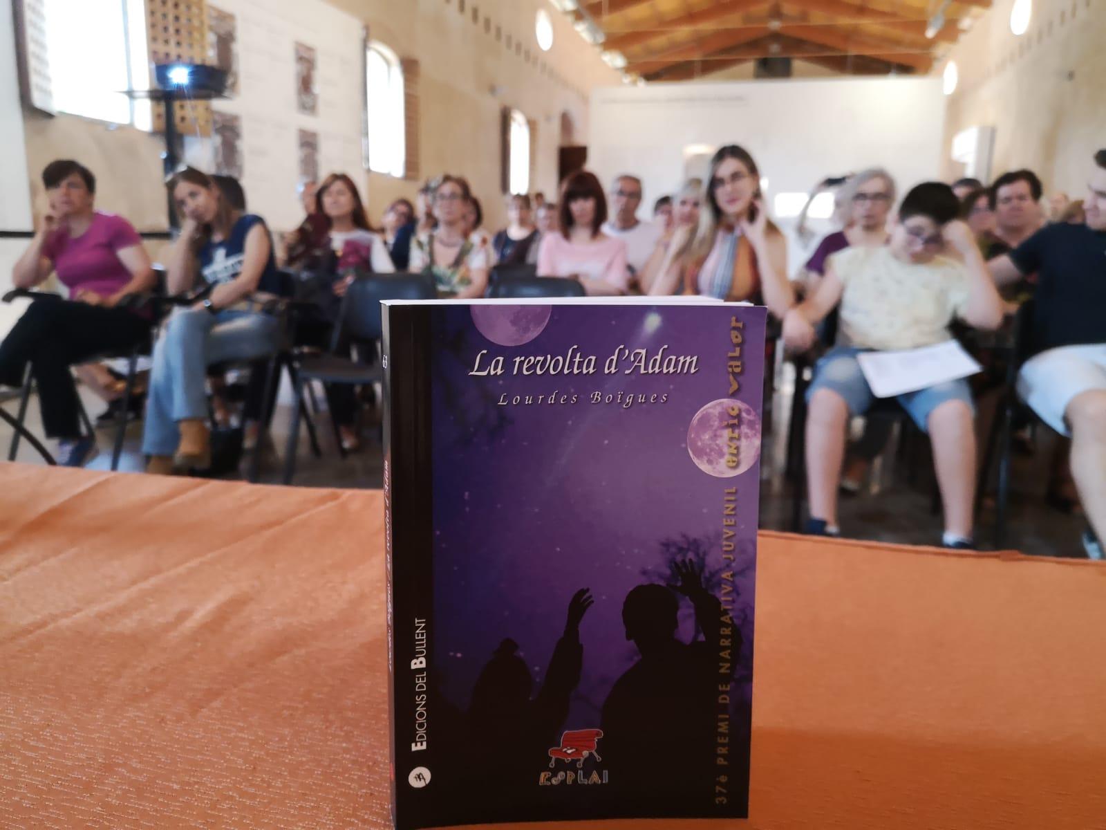 LA REVOLTA D'ADAM al Monestir de La Valldigna