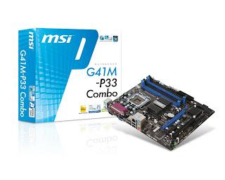 G41 MSI