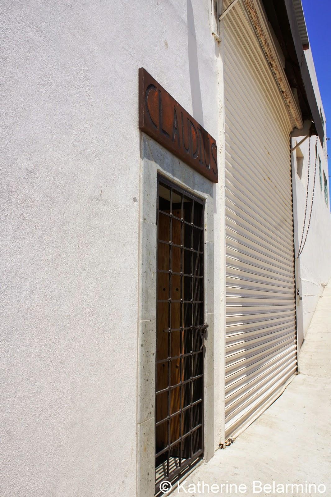 Claudius Viña y Bodega Rosarito Baja California Mexico