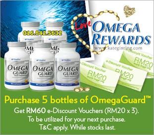 OmegaGuard Rewards