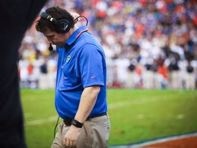 Report: Florida head coach Will Muschamp will not be fired this season.