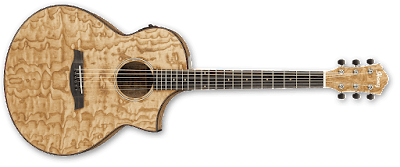 Gitar Akustik Ibanez AEW40AS