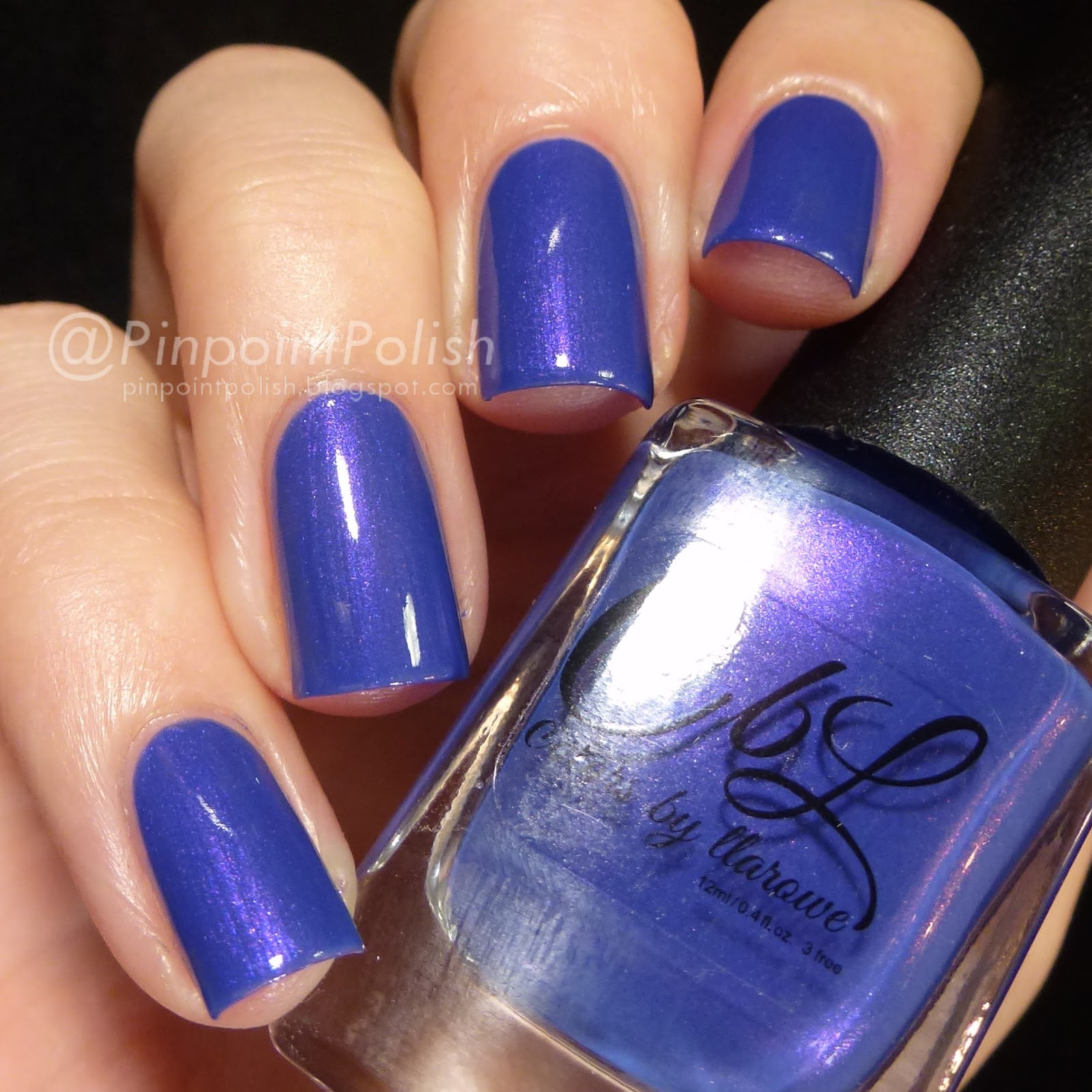 Blue Banana, colors by llarowe, swatch