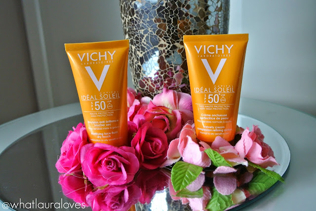 Vichy Ideal Soleil SPF 50 Face Sun Protection Review