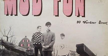 Mod Fun 90 Wardour Street
