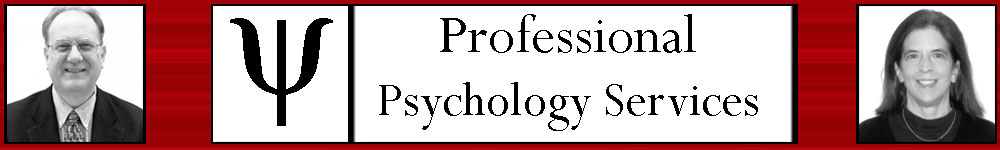 Professional Psychology Services