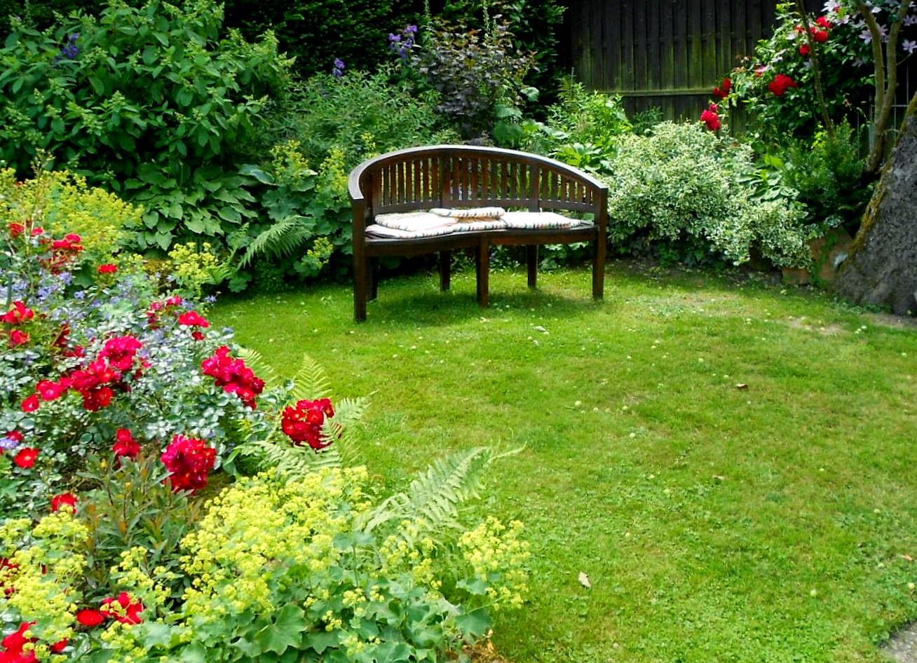 Ländlcher Garten