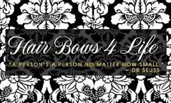 Hair Bows 4 Life