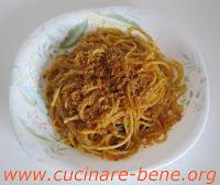 ricetta spaghetti alici e finocchietto