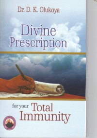 Divine Prescription: Get this Book