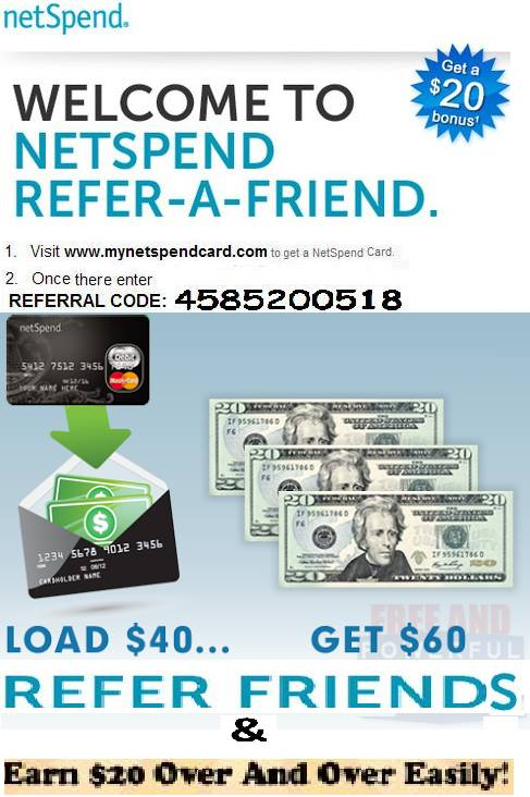 Read & Click Photo BELOW Upload $40 Get $20 Bonus FREE to your FREE card