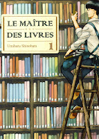 Le maitre des livres